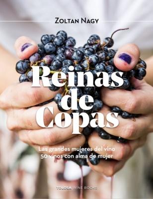 Reinas de Copas, el nuevo libro de Zoltan Nagy
