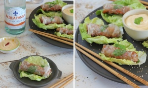 Vietnamese Shrimp Rolls