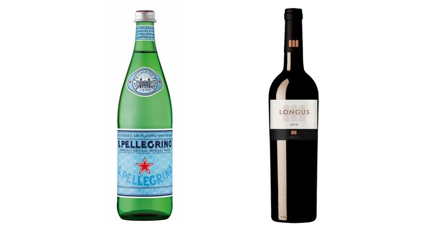 S.Pellegrino y Longus
