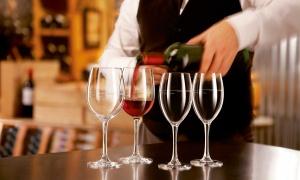 Claves para servir correctamente un vino