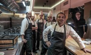 Kisko García da un giro a su cocina con una mirada a la historia andaluza
