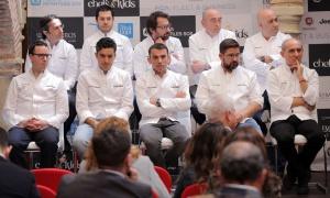 Chefs&Kids reunirá a 24 chefs en Marbella