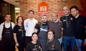 """KGB celebra el primer año de """"El Chef Invitado"""" con Kisko García"""