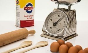 Tablas de medida y equivalencias en cocina y repostería