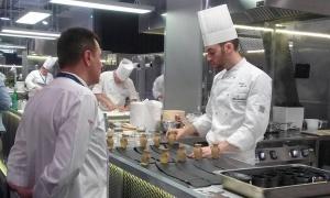 David Andrés compite para ser el Mejor Cocinero Joven del Mundo