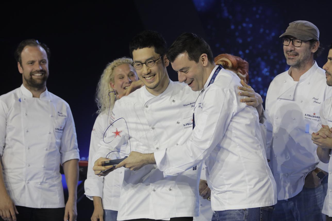 Yasuhiro Fujio, ganador de S.Pellegrino Young Chef 2018