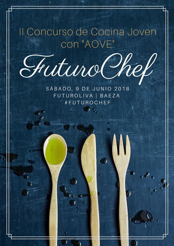 II Concurso de Cocina Joven con AOVE FuturoChef