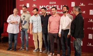 La guía Michelin España y Portugal 2019 se presentará en Lisboa