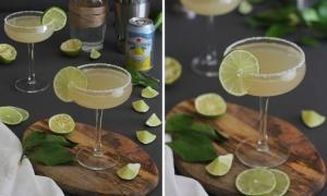 Margarita de Limón