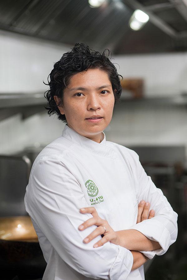 Bo Songvisava, Restaurante Bo.Lan. Foto: Netflix