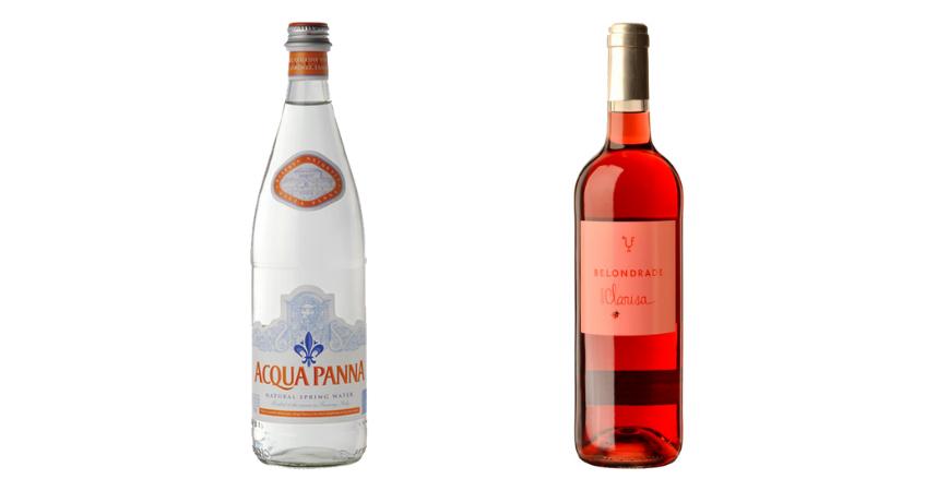Acqua Panna y Belondrade Quinta Clarisa