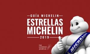 Las Nuevas Estrellas Michelin 2019