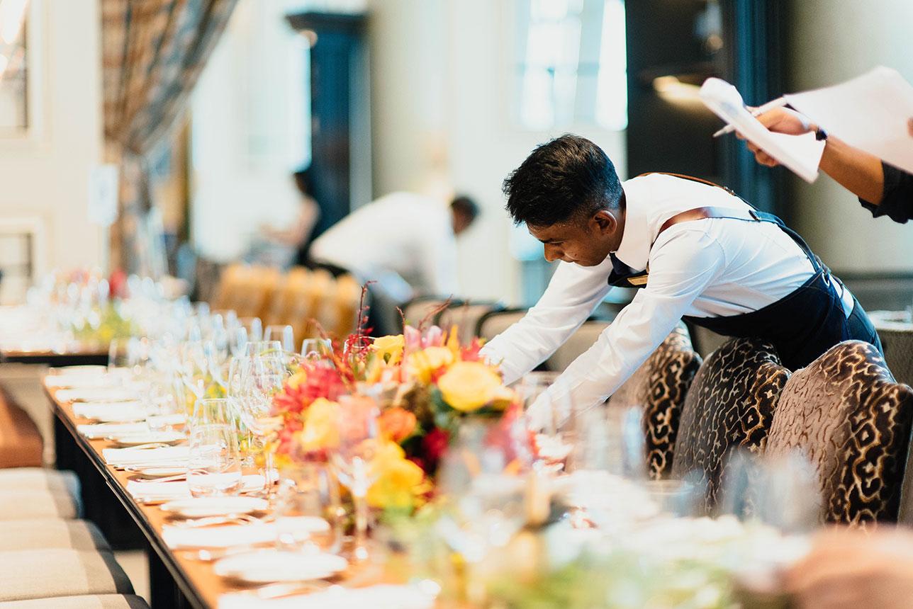 Ventajas de un catering