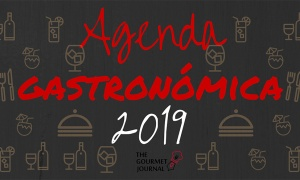 Agenda gastronómica para 2019