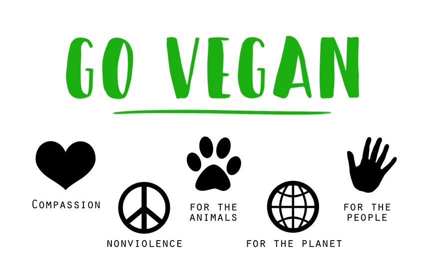 La corriente vegana es tendencia