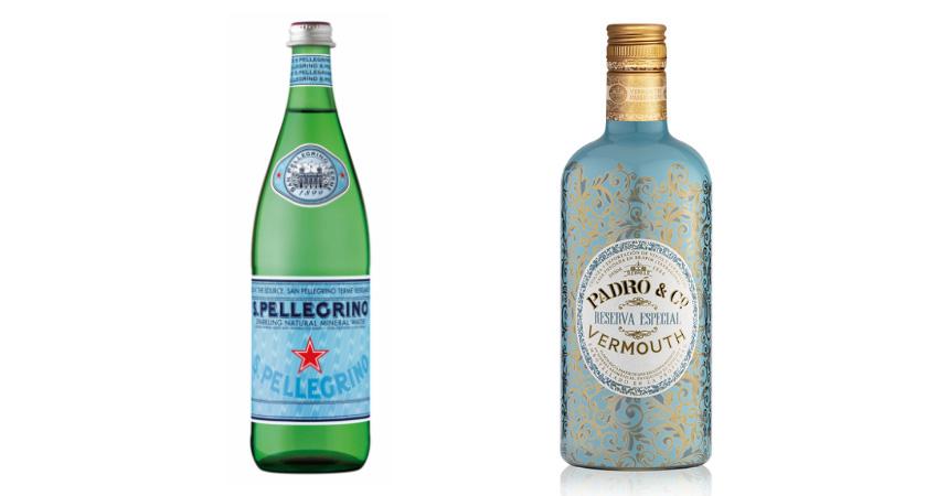 S.Pellegrino y Vermouth Padró & Co. Reserva Especial