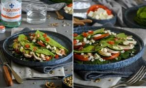 Crepes Vegetales