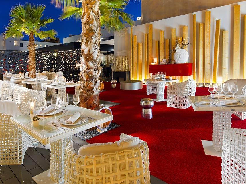 Restaurante Unic Ibiza