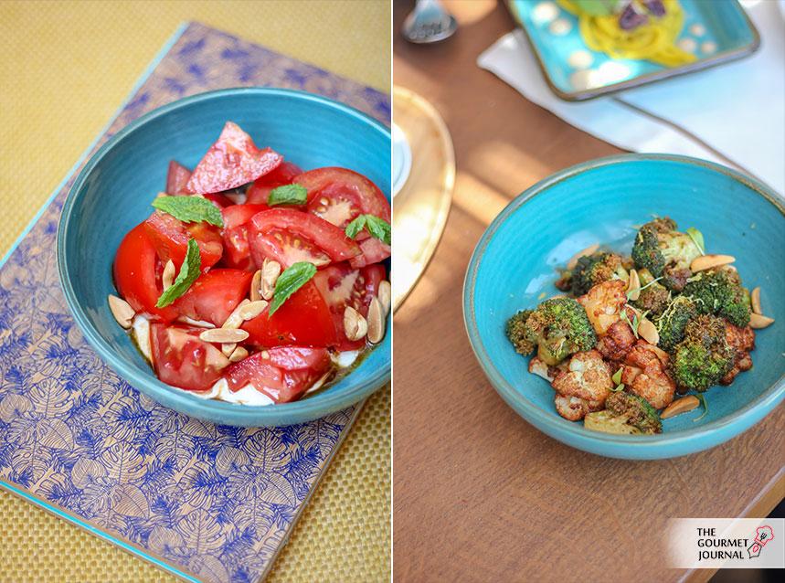 Tomate de Conil y Verduras en Adobo
