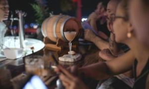 Atelier Cocktail Bar: maridaje perfecto