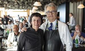 Fina Puigdevall y Juan Muñoz, sabores a través de las raíces
